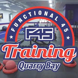 F45 Quarry Bay Opening