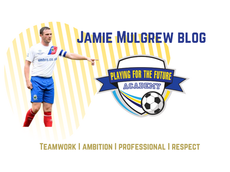 Blog Jamie Mulgrew I Tips to stay on top