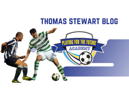 Thomas Stewart Blog I Life on the road