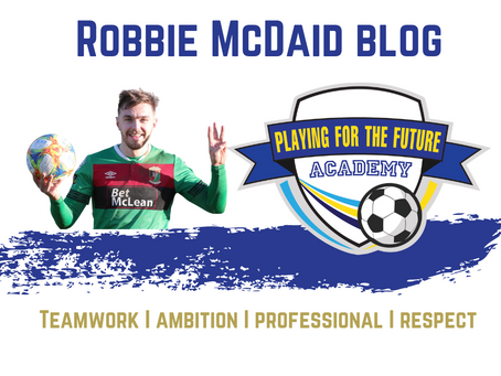 Robbie McDaid Blog I My time at Leeds United