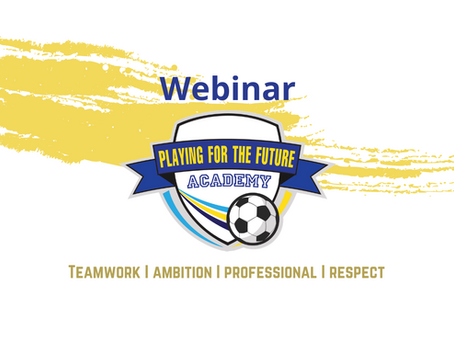 Webinar with Leicester City Academy Coach