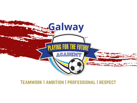 Galway Soccer Camp