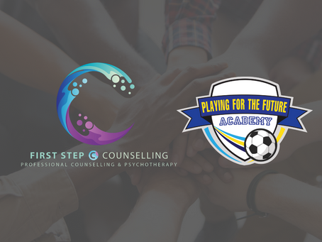 Academy partners with First Step C Counselling