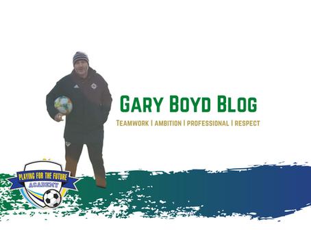 Northern Ireland Women's Team Journey 2019-2021 By Gary Boyd