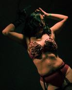 Freddy Krueger burlesque starring the BR