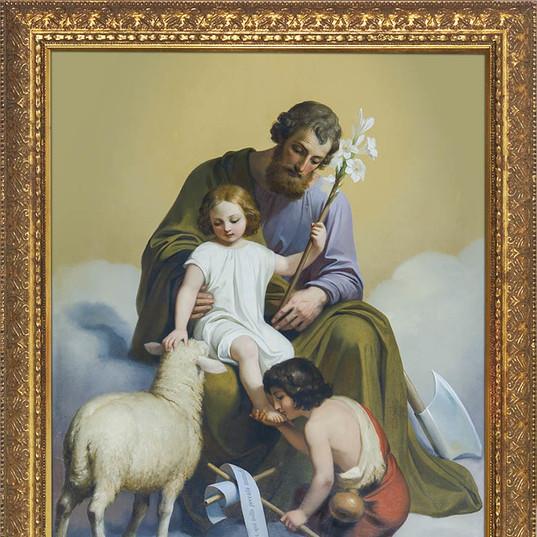 St. Joseph, Guardian of Sons