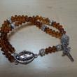 Katherine Howe Rosary Bracelet