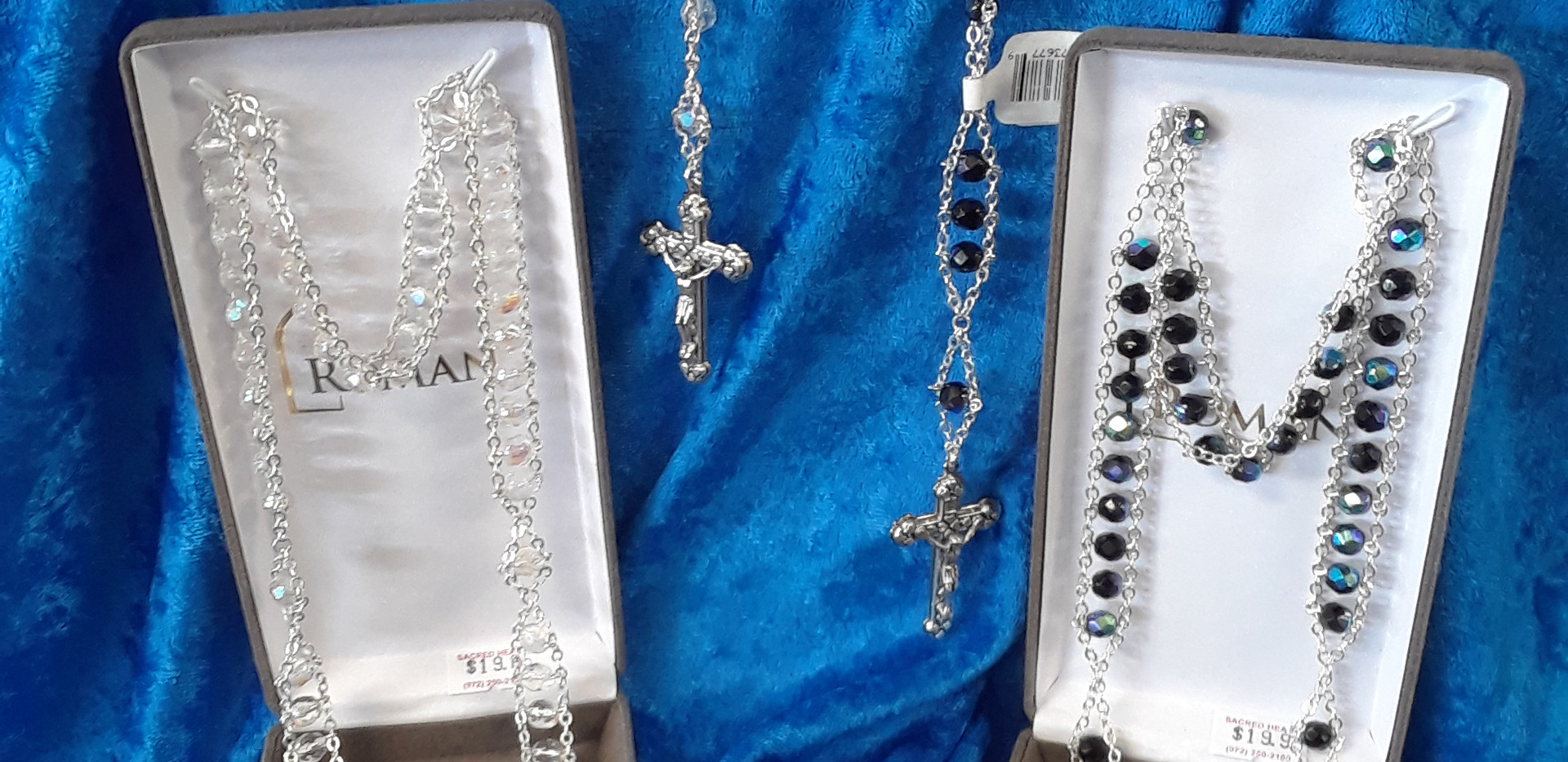 New ladder rosaries