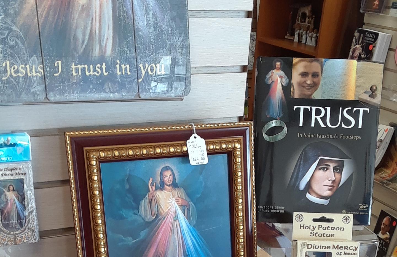 Divine Mercy Table
