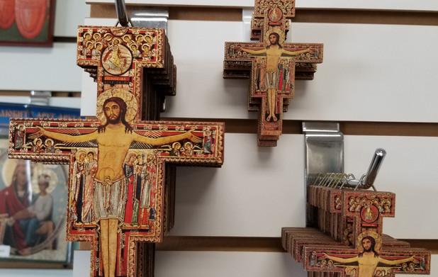 San Damiano crucifixes
