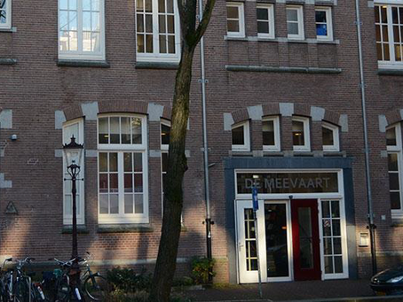 Study Visit Report - Meevaart Community Centre Amsterdam