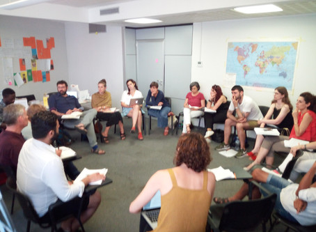 "In Naples the second Transnational Project Meeting and the training ""Digital story-telling"""