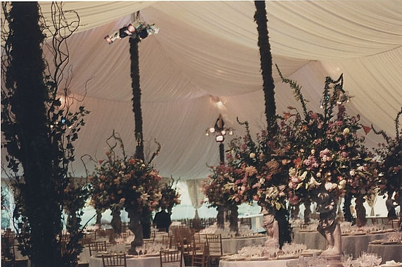 Wedding Large Tent Table Lighting
