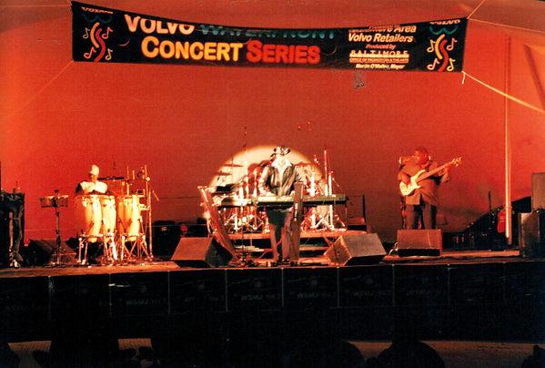 Volvo Waterfront Concert Series Baltimore