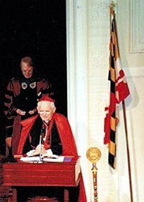 Cardinal Keeler @ CND1998