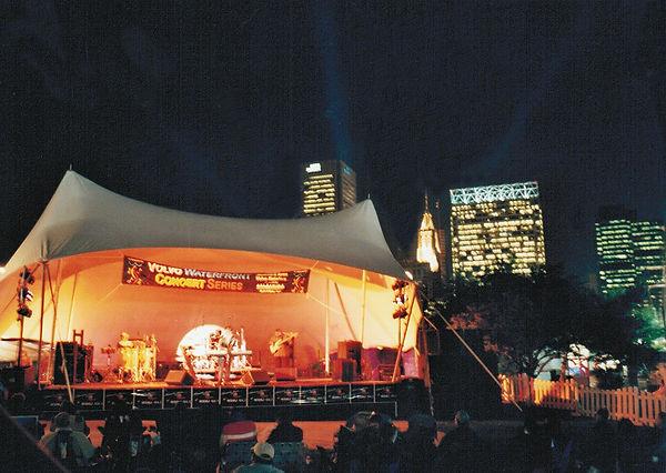 Volvo Concert Series Baltimore City
