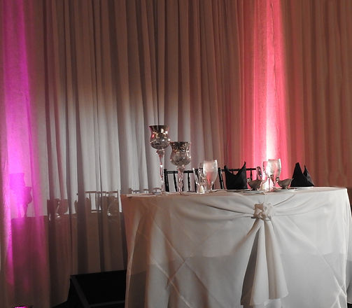 Wedding Special Couple Table Lighting