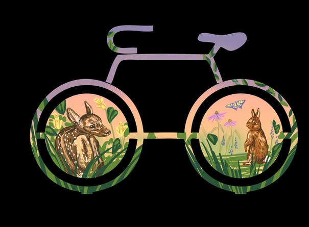 Erica Bradshaw, Bike Rack Design