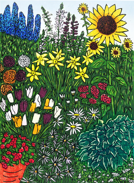 Flowers by Ben Bohnsack