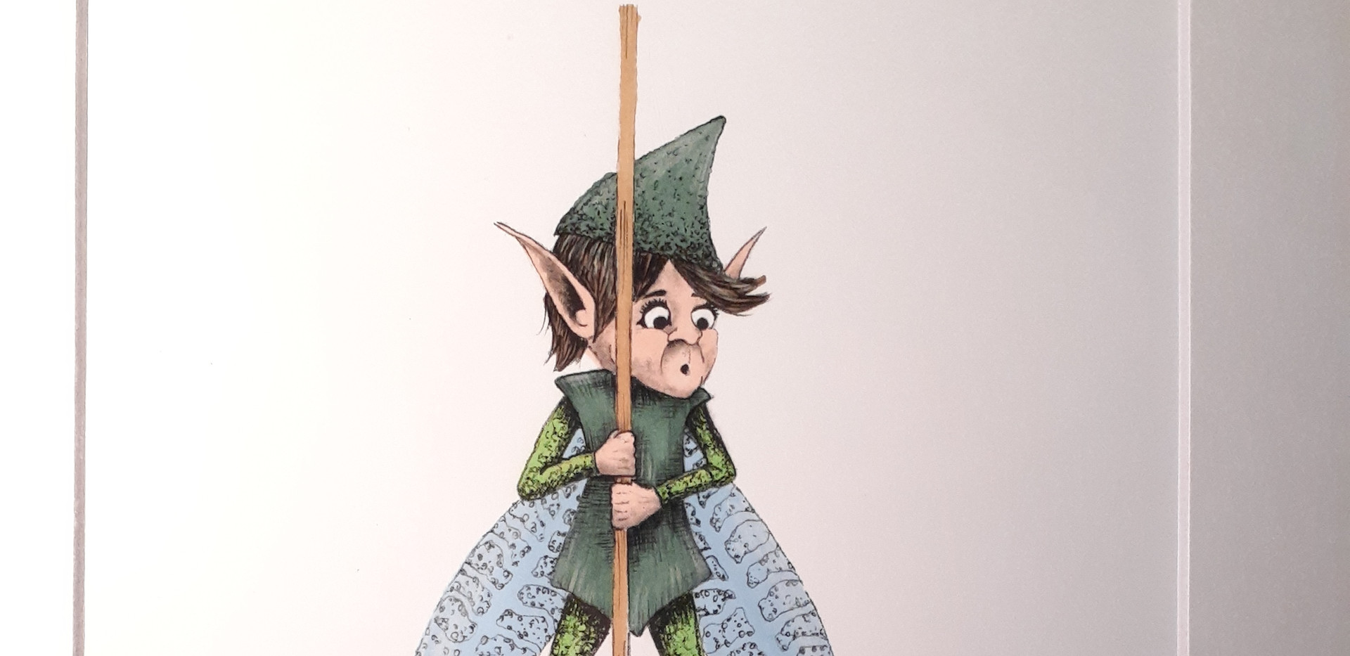 Original Illustrations by Dave Rozmarynowski