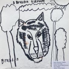 """Alebrije"" by Brandon Clayton"