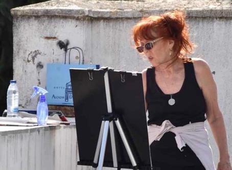 Patricia RAIN Gianneschi: Artist Feature