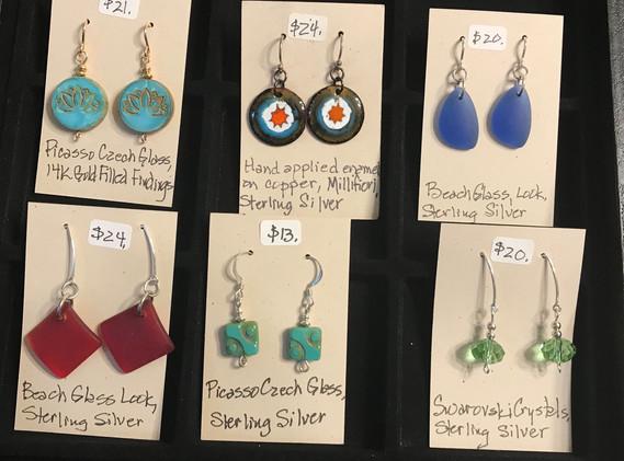 Jewelry by Jackie Baker