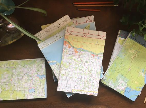 Sketchbooks by Hinterland Farm + Kitchen