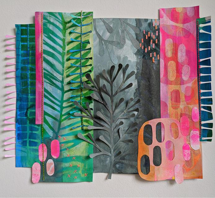 Bright Summer by Gemma Fletcher
