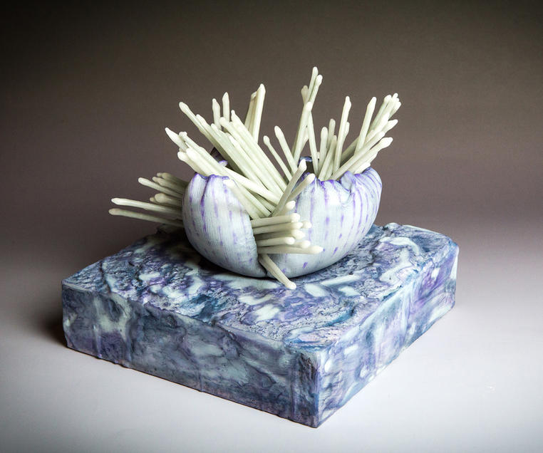 Sea Anemone by Elizabeth Hubler-Torrey