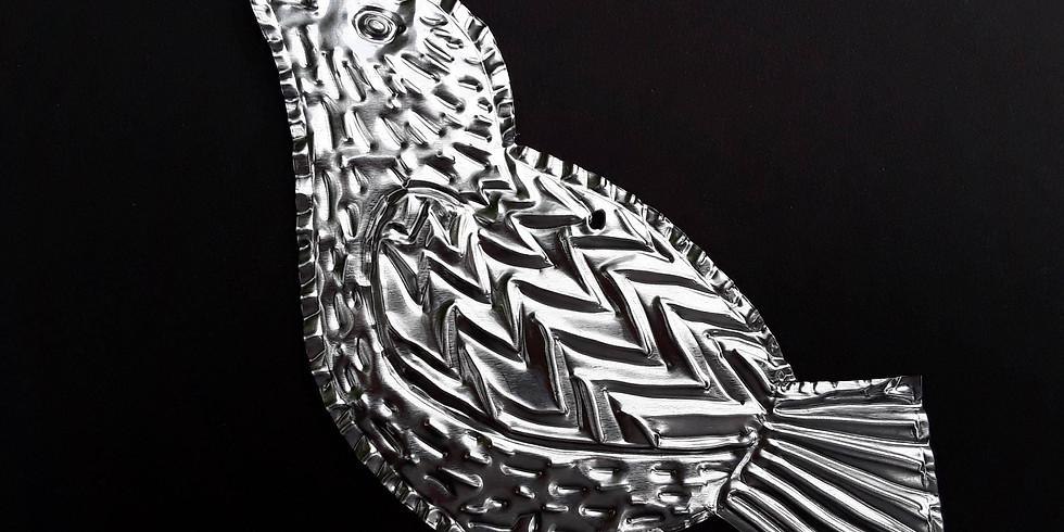 Aluminum Ornament Workshop Ages 6+