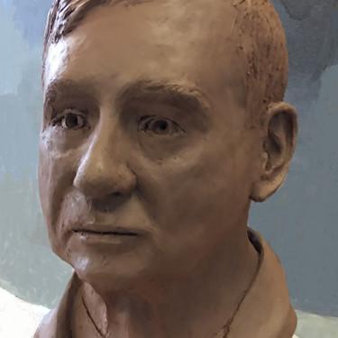 Me In Terracotta by Robert R. Williams