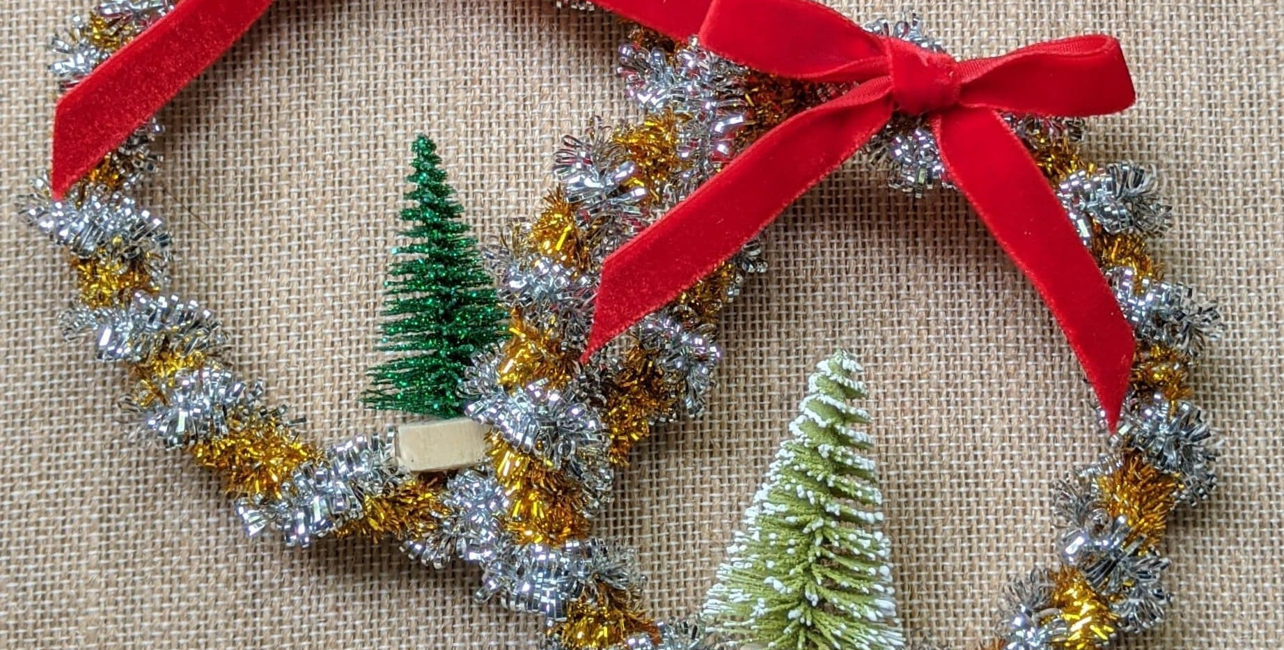 Marais Handmade Vintage Style Ornaments