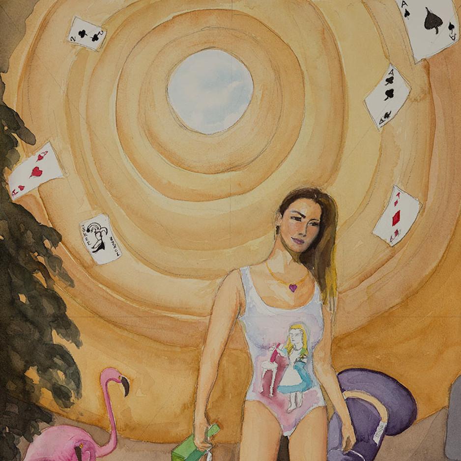 Alice by Lindsay Hirsch