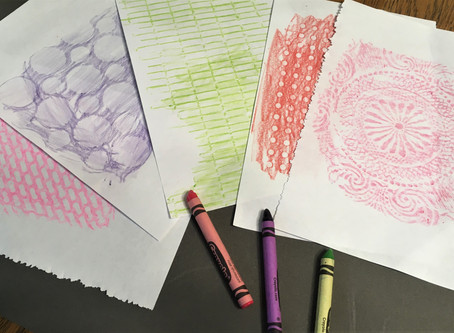 A Very Hungry and Patterned Caterpillar - All Ages Art Lesson with David Baker
