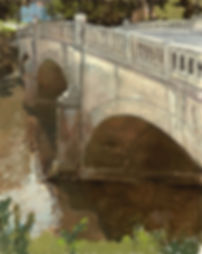 The Carole Lombard Bridge - Fort Wayne C