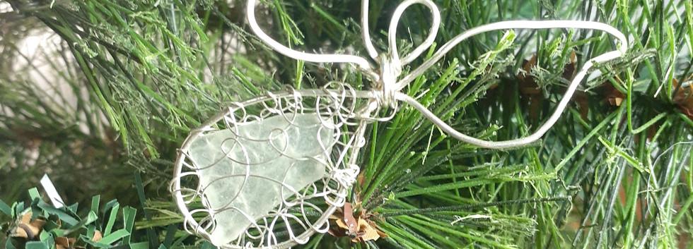 Angel Ornament by Carolyn Jones