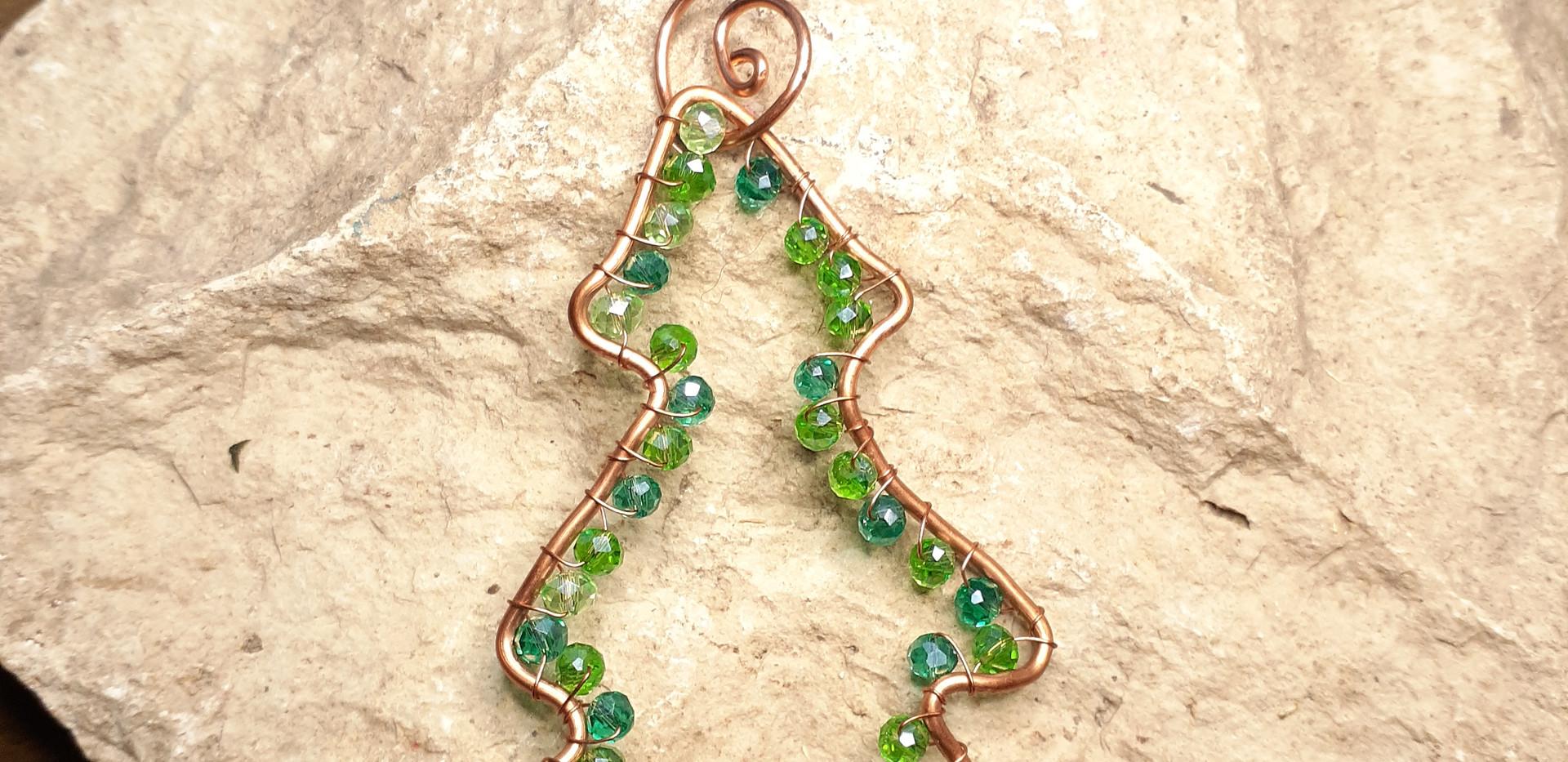Tree Ornament by Carolyn Jones