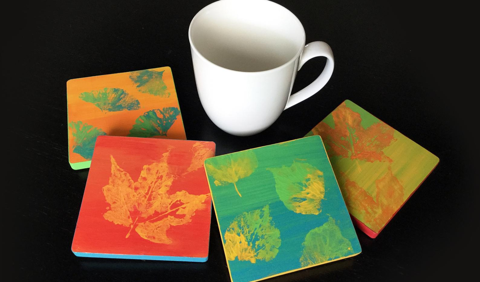 Coasters by Christine Banks