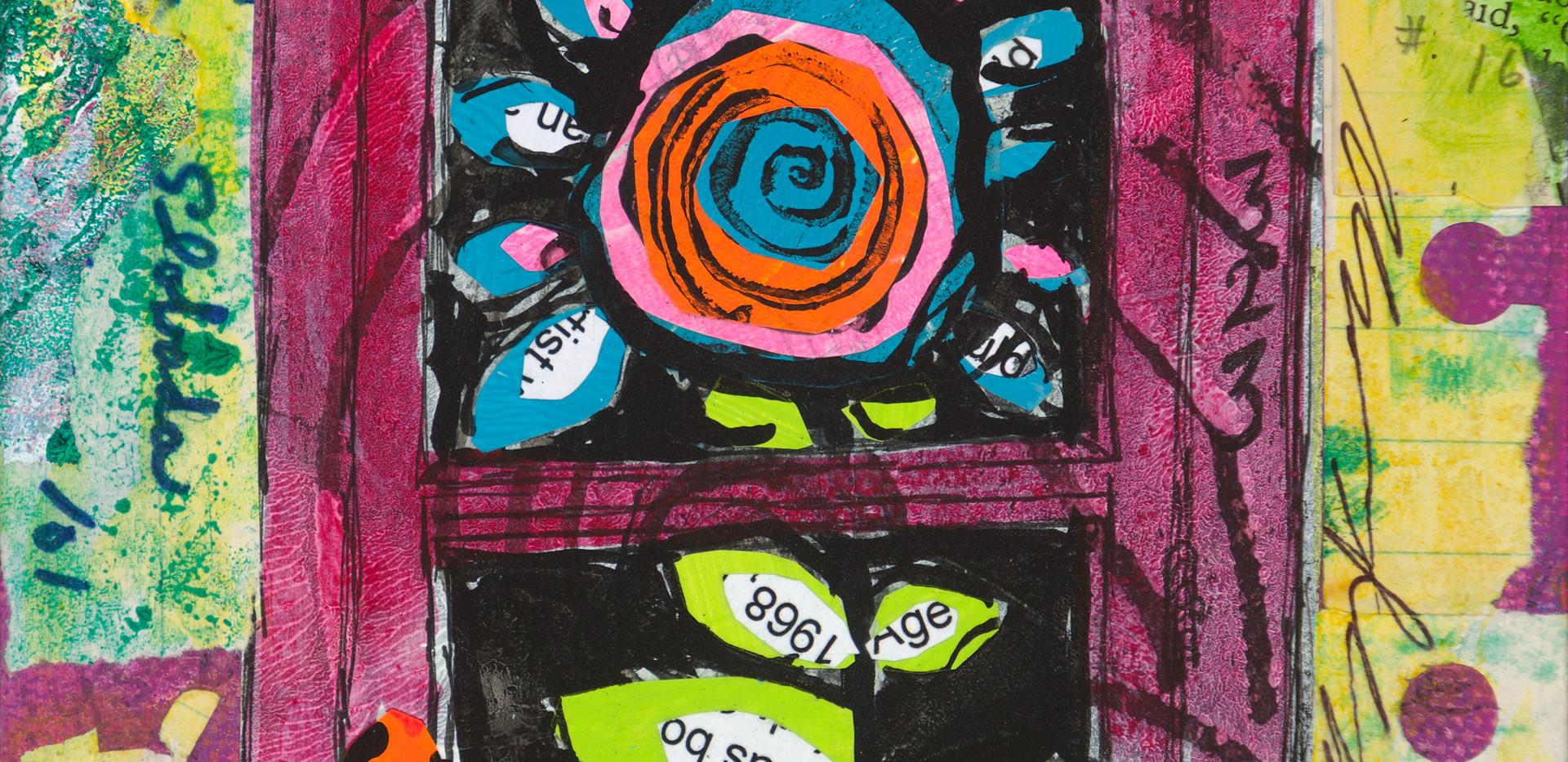 """""""Door 323"""" by Alisa Clark"""