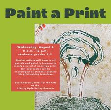 Paint a Print