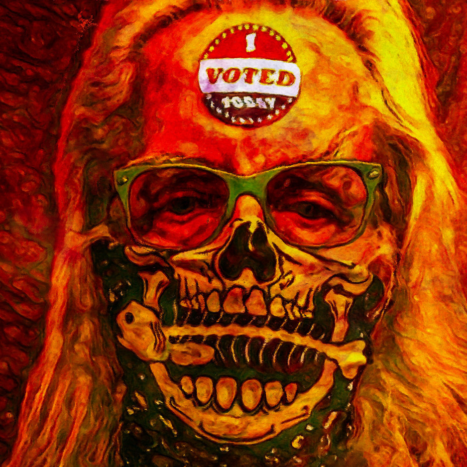 I Voted by Jim Whaley