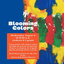 Blooming Colors