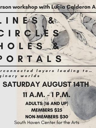 Lines & Circles   Holes & Portals