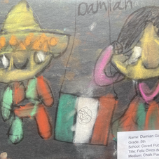 """""""Feliz Cinco de Mayo"""" by Damian Gallegos"""