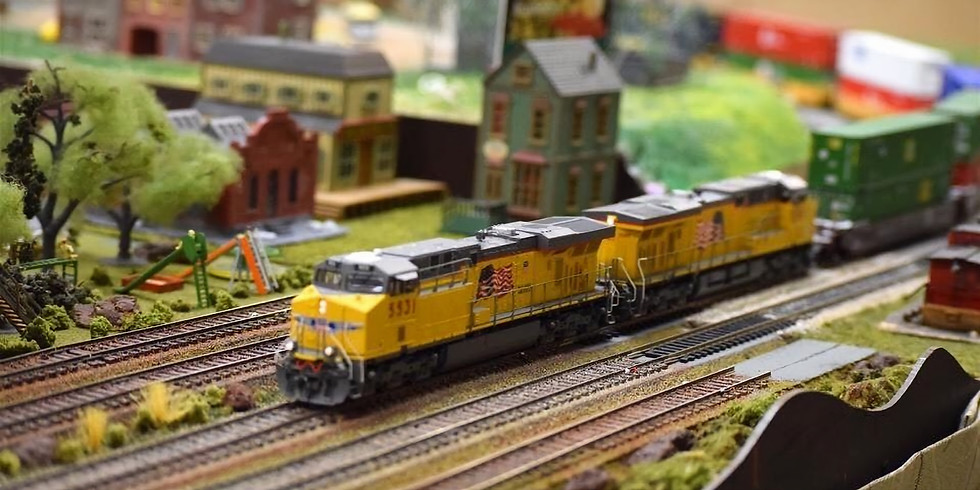 Holland Modular Railroad Club