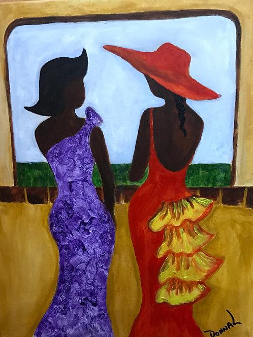 Afro Women #63