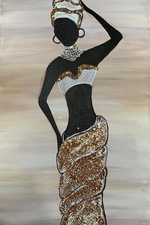Afro Women #62