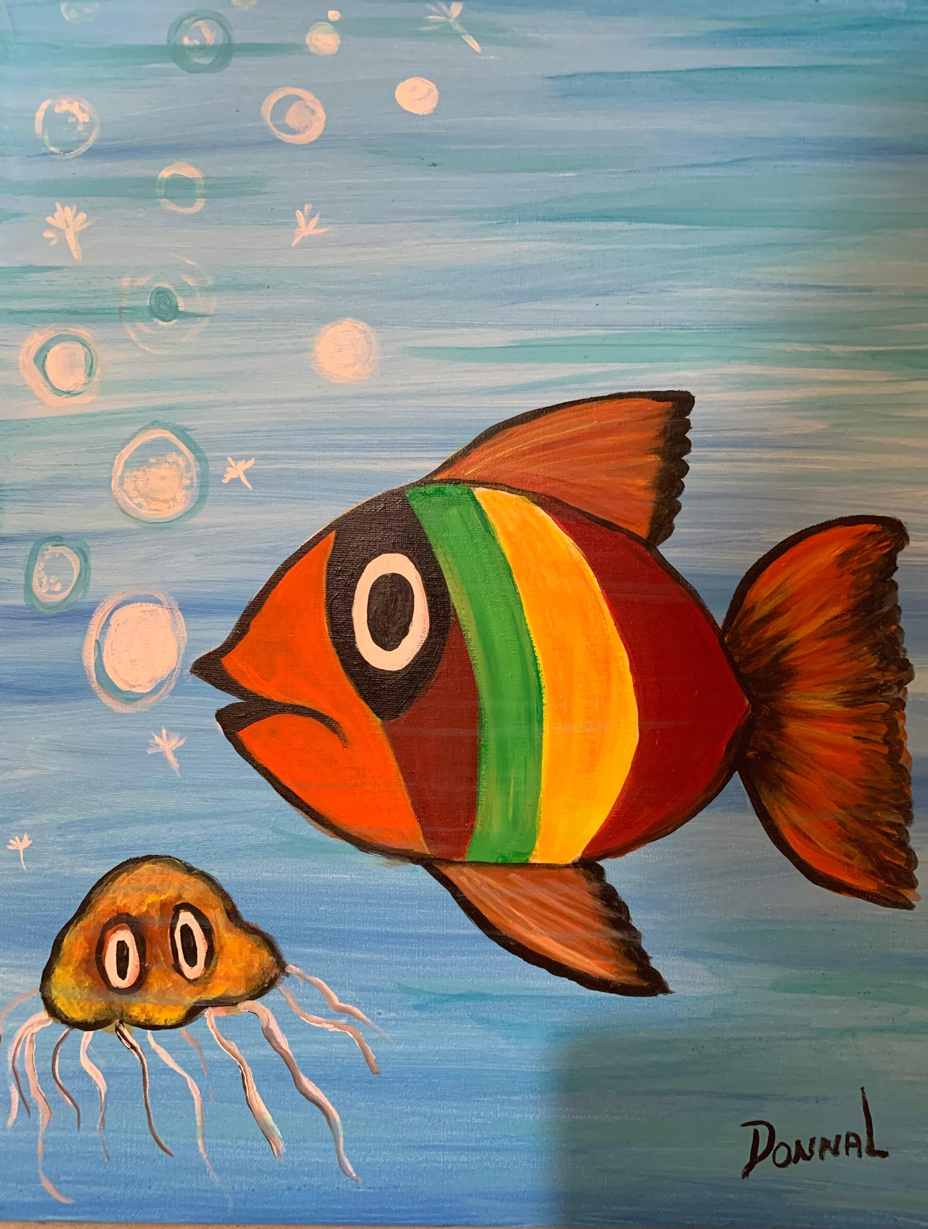 Sea creatures #112