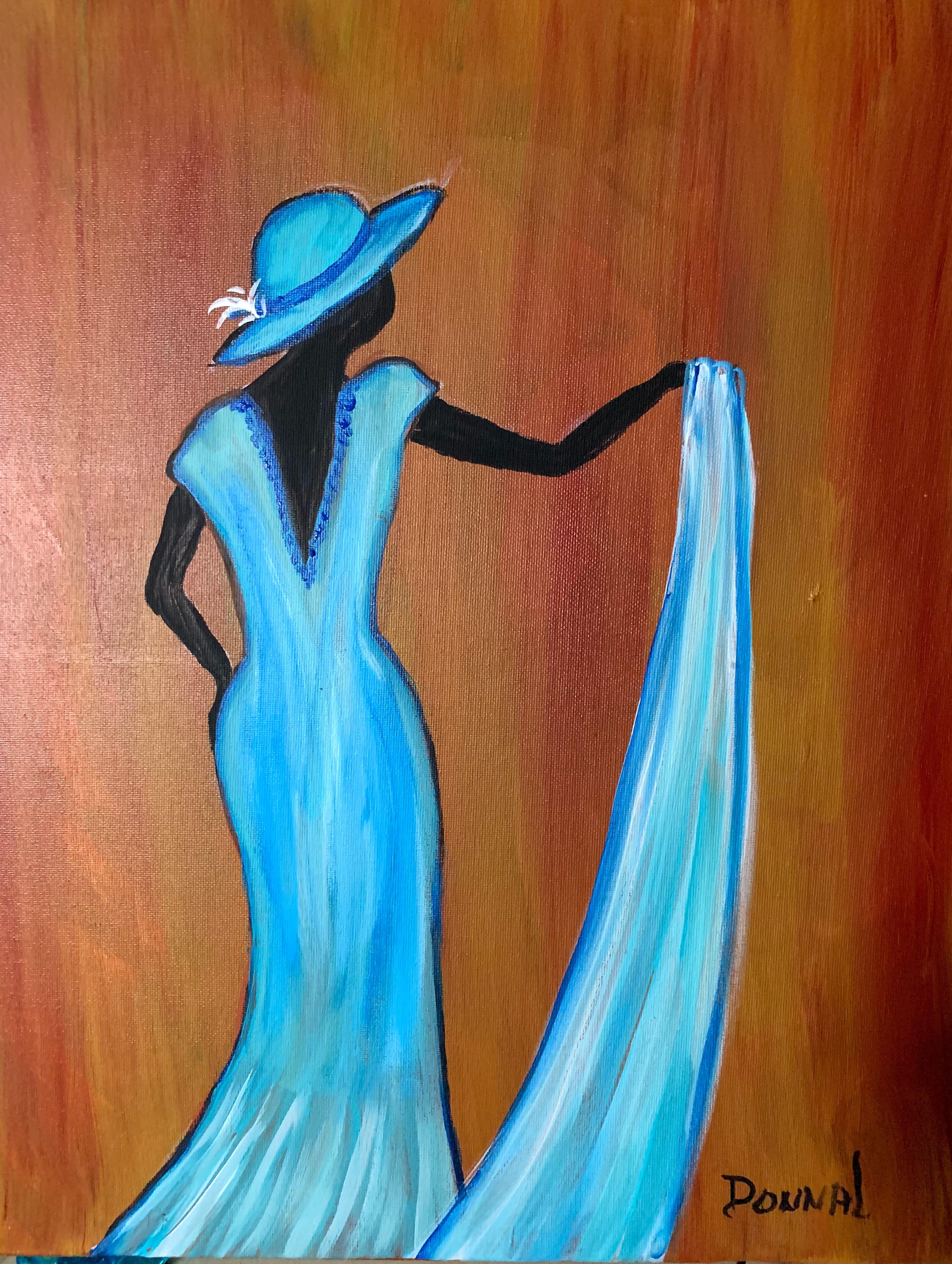Afro Women #55